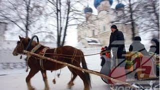 видео Поездка в Суздаль зимой. ANDYLION.RU. Видеоблоги о путешествиях.