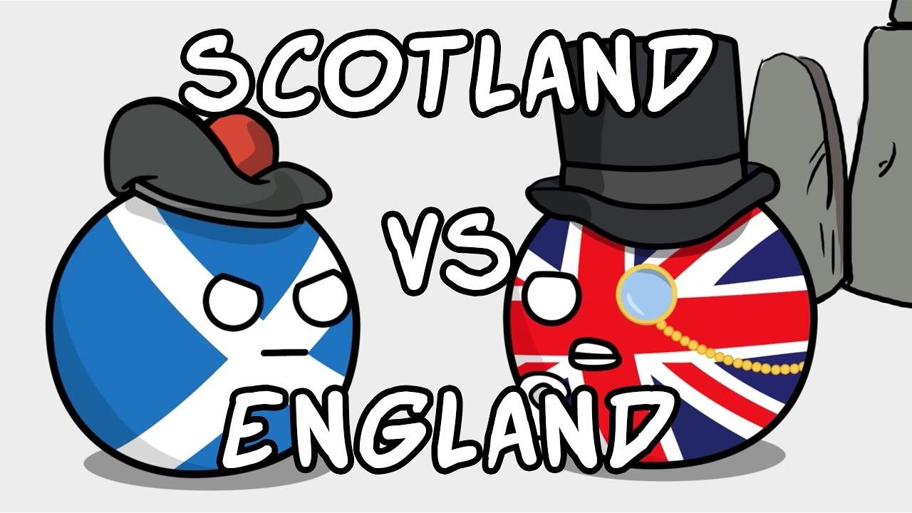scotland england relationship with india
