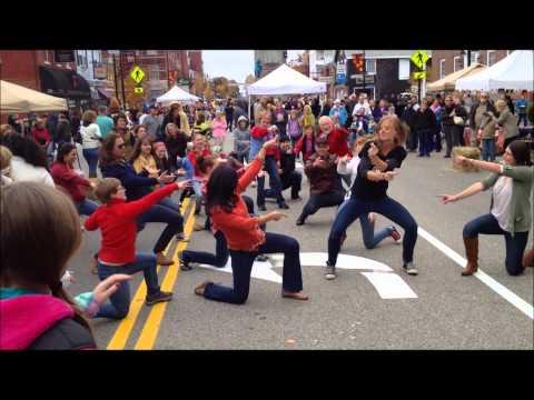 Monster Mash Flash Mob