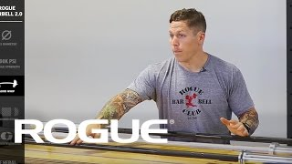 Rogue Weightlifting Bars Explained