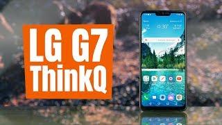 видео Обзор LG G6: флагман с необычным экраном и широкоугольной камерой