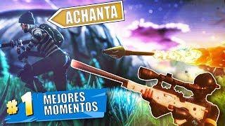 MEJORES MOMENTOS EN FORTNITE DE sTaXx | #1