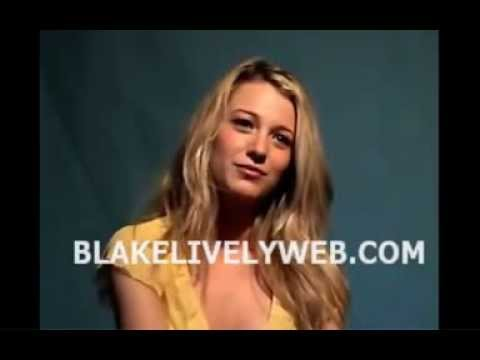 AUDITION TAPE: Blake Lively Audition for Gossip Girl