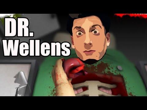 Surgeon Simulator - DR. Wellens