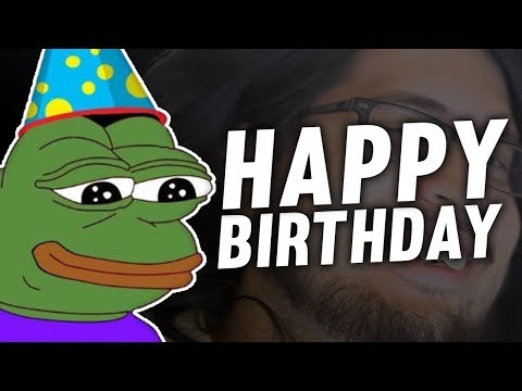 Imaqtpie - HAPPY BIRTHDAY (INSERT YOUR NAME HERE)