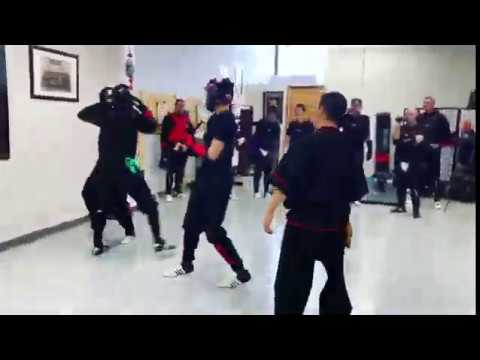 Wing chun Self Defense training