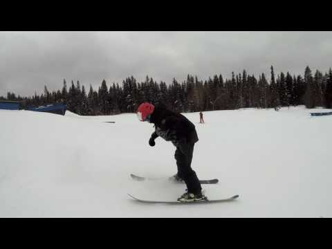 Sälens IF, freeskiing i Kläppen 2017