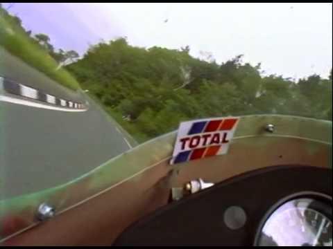 Brian Reid - On Bike - TT 1993 - Yamaha TZ250 - Junior Practice