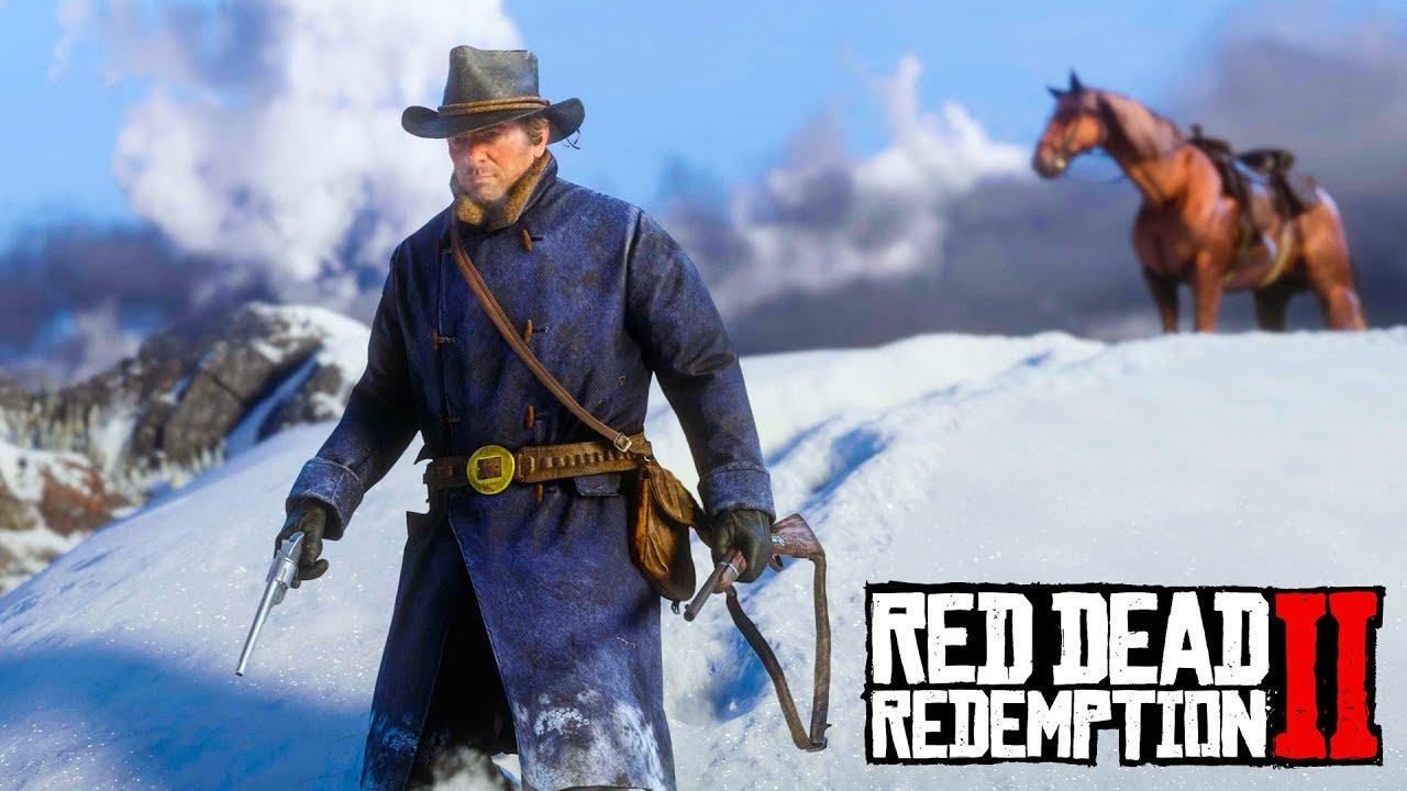 Red Dead Redemption 2 #3 - ATACAMOS O Acampamentos dos O Driscols!!