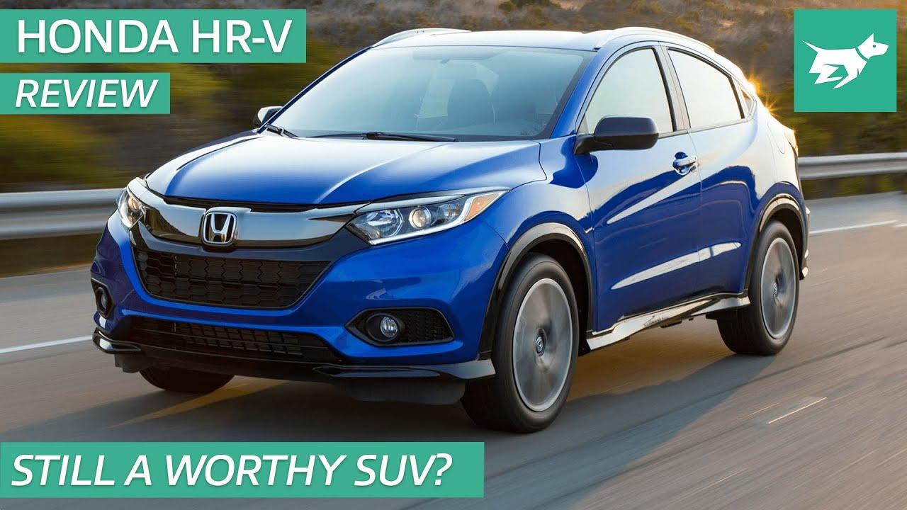 Honda HR-V 2020 review: small SUV