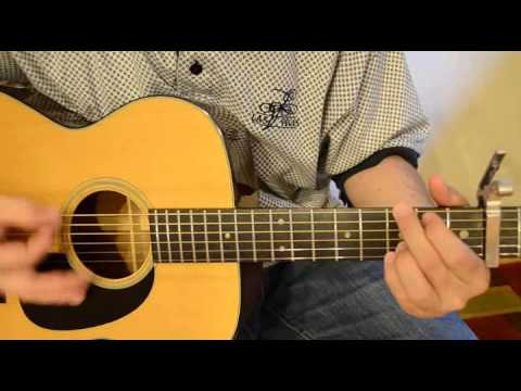 Matthew West Acoustic Lesson Hello My Name Is Youtube
