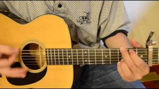 Matthew West Acoustic Lesson - Hello My Name Is