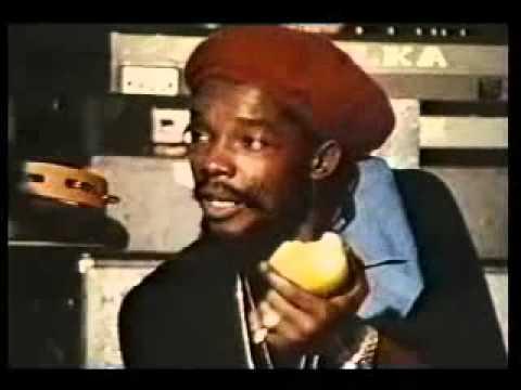 Peter Tosh - Interview during the reggae Sunplash '79