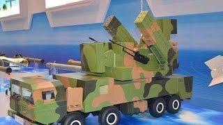 """国防新装备 中国神秘导弹""""秀"""""""