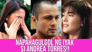 THIRD PARTY? Andrea Torres NAGSALITA NA sa Hiwalayan with Derek Ramsay!!