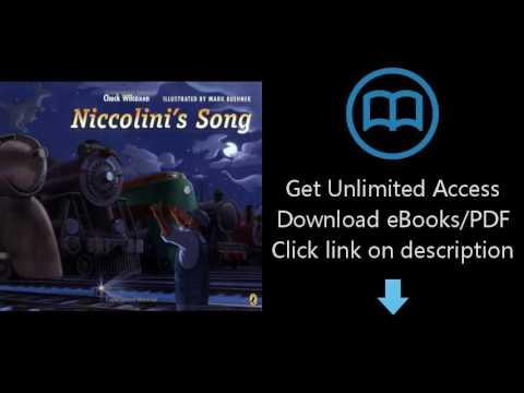 Download Niccolini's Song (Picture Puffin Books) [P.D.F]