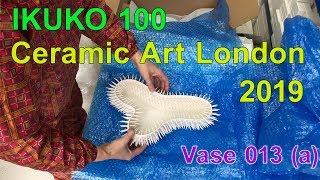"Vase No.13 (a) ""Ceramic Art London 2019"""