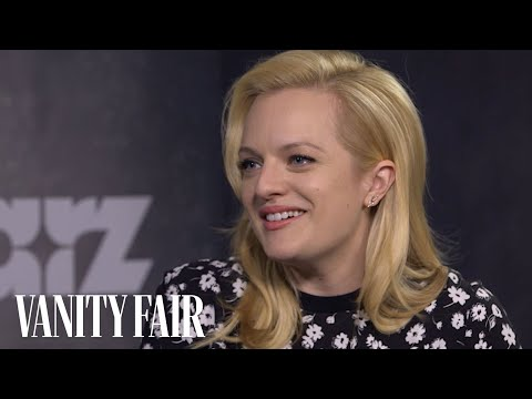 Elisabeth Moss Loves the Peggy Power GIF as Much as You Do - Truth - TIFF 2015