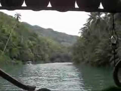Loboc River Cruise in Bohol, PH