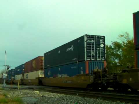 CSX L118. Hammond Indiana - October 23rd, 2010