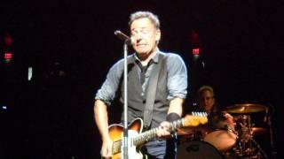 "Bruce Springsteen ""Pink Cadillac"" 10-25-12 XL Center Hartford CT"