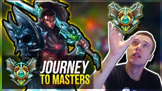 ABUSING THE FREELO! | Journey To Masters #20 - League of Legends