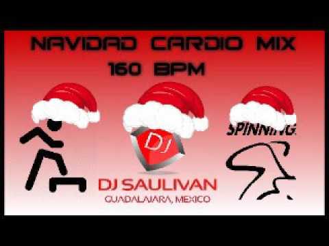 MUSICA PARA CARDIO NAVIDEÑO MIX- DJSAULIVAN