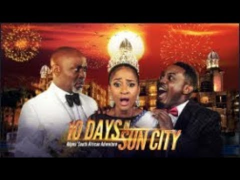 10 Days in Sun City - Latest 2017 Nigerian Nollywood Drama Movie (20 min preview)
