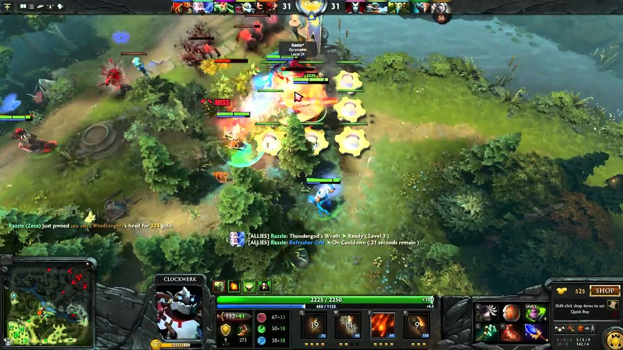 dota 2 first time clock player helenalive youtube