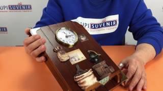Видеообзор ключницы настенной «Любителям кофе»
