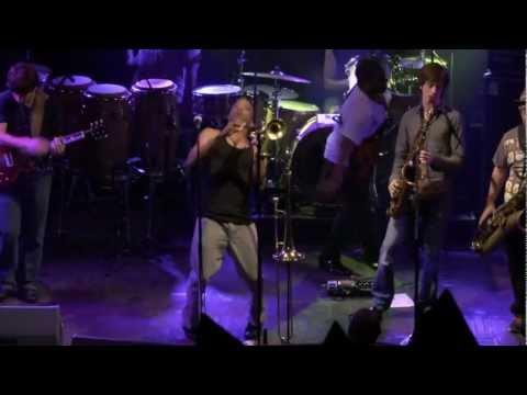 Trombone Shorty - Neph live