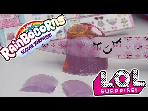 LOL Sürpriz For Kids Fashion Crush Underwraps Rainbocorns Pullu Dev Sürpriz Yumurta Bidünya Oyuncak
