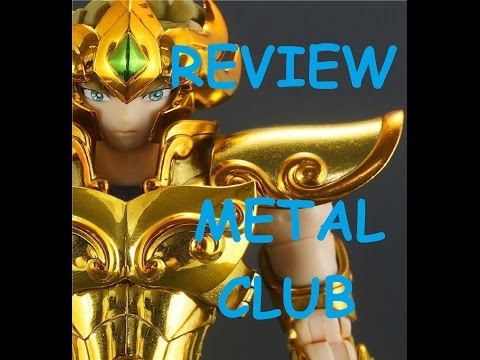 #15 - Review Aiolia Metal Club e Comparacao com o Bandai - [PT - BRASIL]