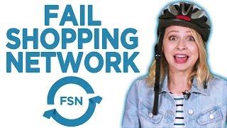 FailArmy's Fail Shopping Network || The Basic Helmet