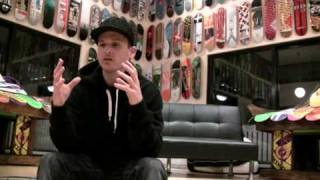 Video rob dyrdek free mason symbol on skateboard for Rob dyrdek tattoo relentless