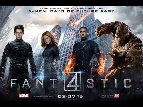 fantastic 4 full movie in hindi dubbed hd  movie