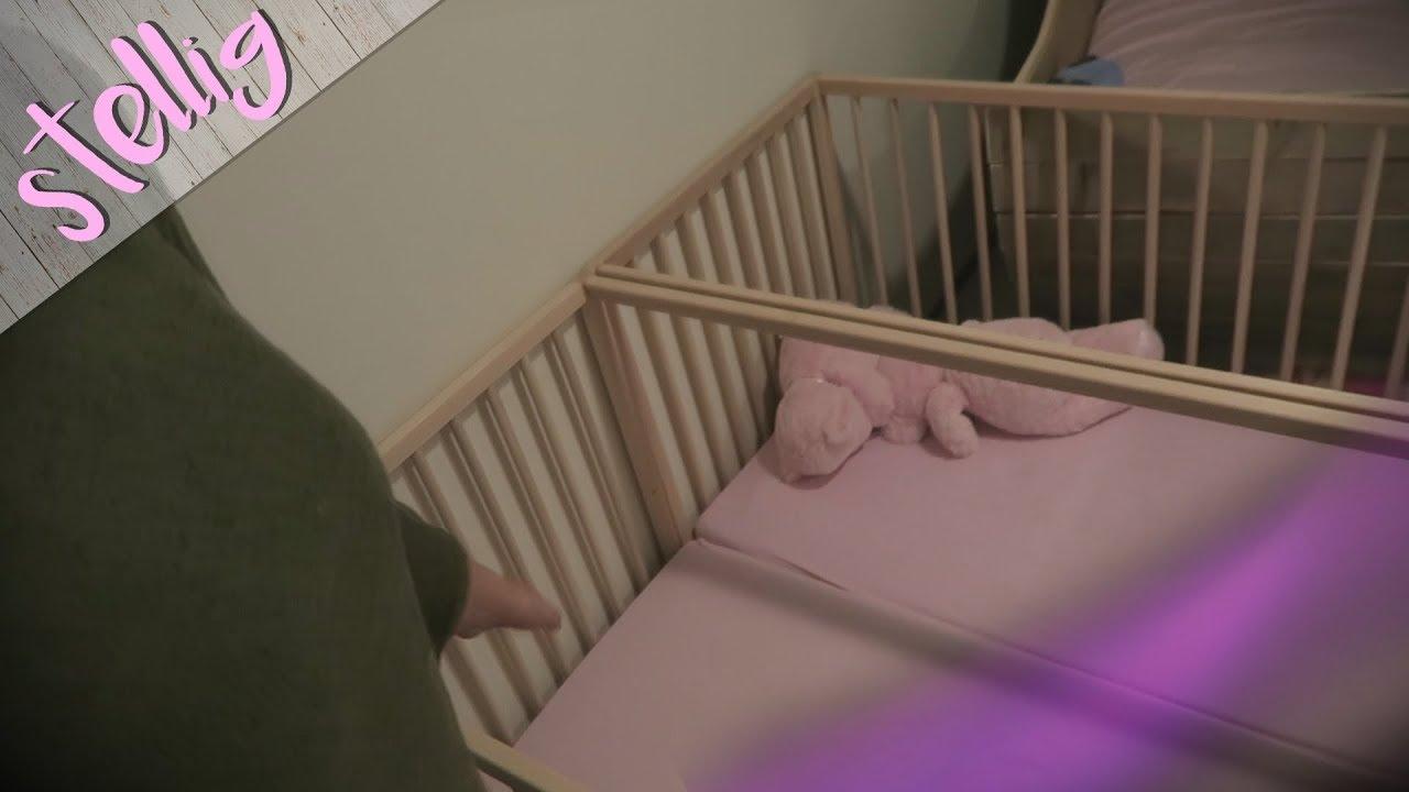 Goede EIGEN TWEELING BED MAKEN - BABY VLOG #278 - YouTube QM-32
