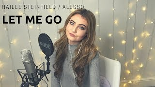 Hailee Steinfeld Alesso Let Me Go Jenny Jones cover.mp3
