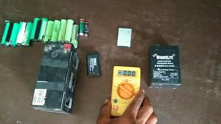 Battery ko multimeter Se Kaise check kare ?