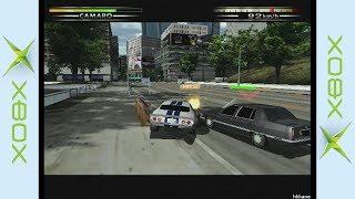Xbox - Maximum Chase Gameplay P.1