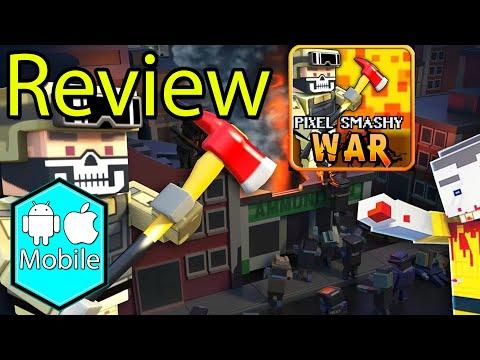 Pixel Smashy War Gameplay Review