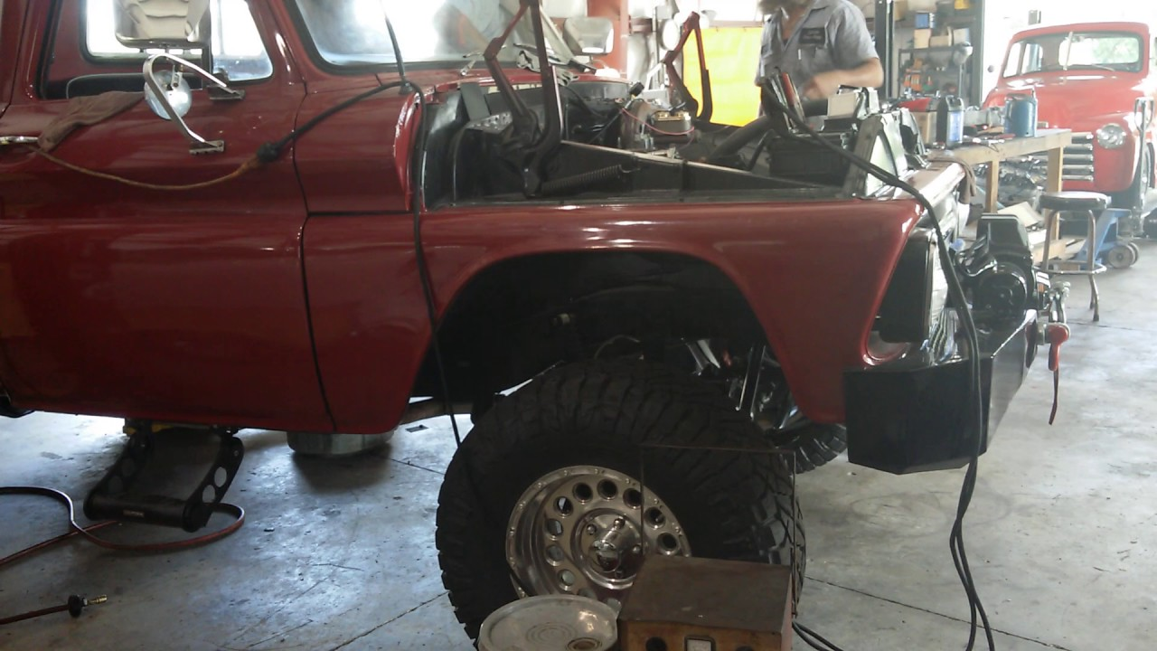1964 chevy truck blueprint vortec 383 stroker youtube blueprint vortec 383 stroker malvernweather Image collections