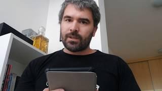 Androidi čutijo v barvah - prolog