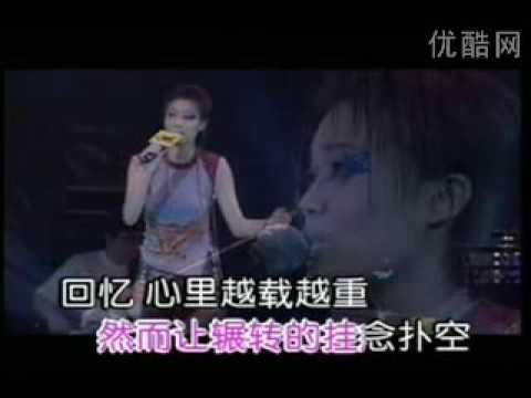 容祖兒 - 逃避你 Live