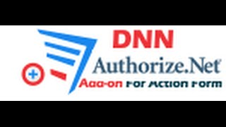 getting started with dnn authorize net add on action form 3 6