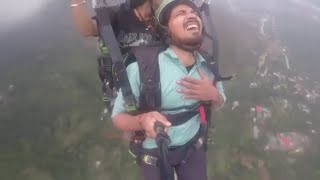 Bhai tu bus land kara de | Funny Paragliding Video | Main Madarchd hu