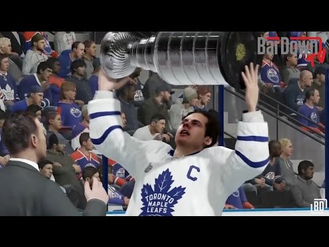 NHL 17 Video Parodies Hockey Coverage In Canada - Thumb League