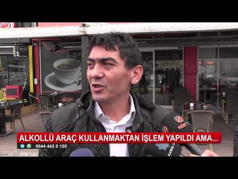 Konya'da Yılın Ilk Cezasını Yiyen Sürücü Alkolsüz Olduğunu Hastane Raporuyla Kanıtladı