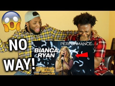 Bianca Ryan Sings with Paralyzed Vocal Cord?! - America's Got Talent: The Champions