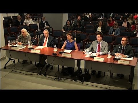 Commission Meeting: Public Hearing: Agenda and Priorities for FY 2018 and/or 2019